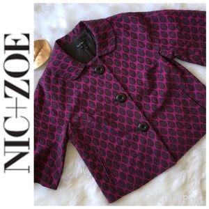 Nic + Zoe crop jacket! 💕